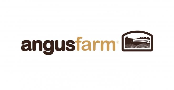 Projekt: Angus Farm - Návrh logotypu