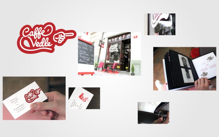 Projekt: Caffé Vedle