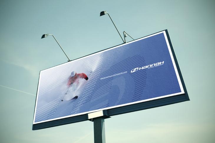 Projekt: Hannah - Reklamní kampaň