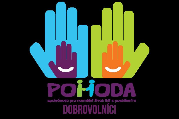 Projekt: Logo pro dobrovolníky z organizace POHODA