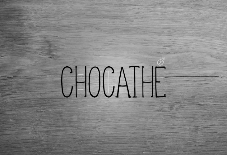 Projekt: Chocathé