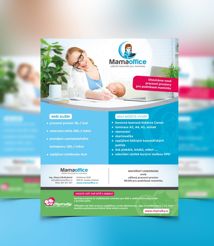 Projekt: Mamaoffice
