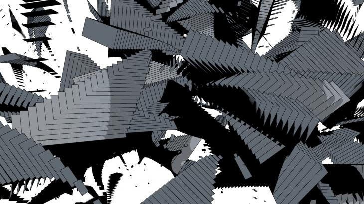 Projekt: Abstraktní pozadí (Cartoon)