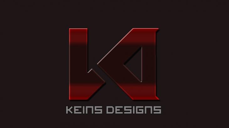 Projekt: Keins Designs logo