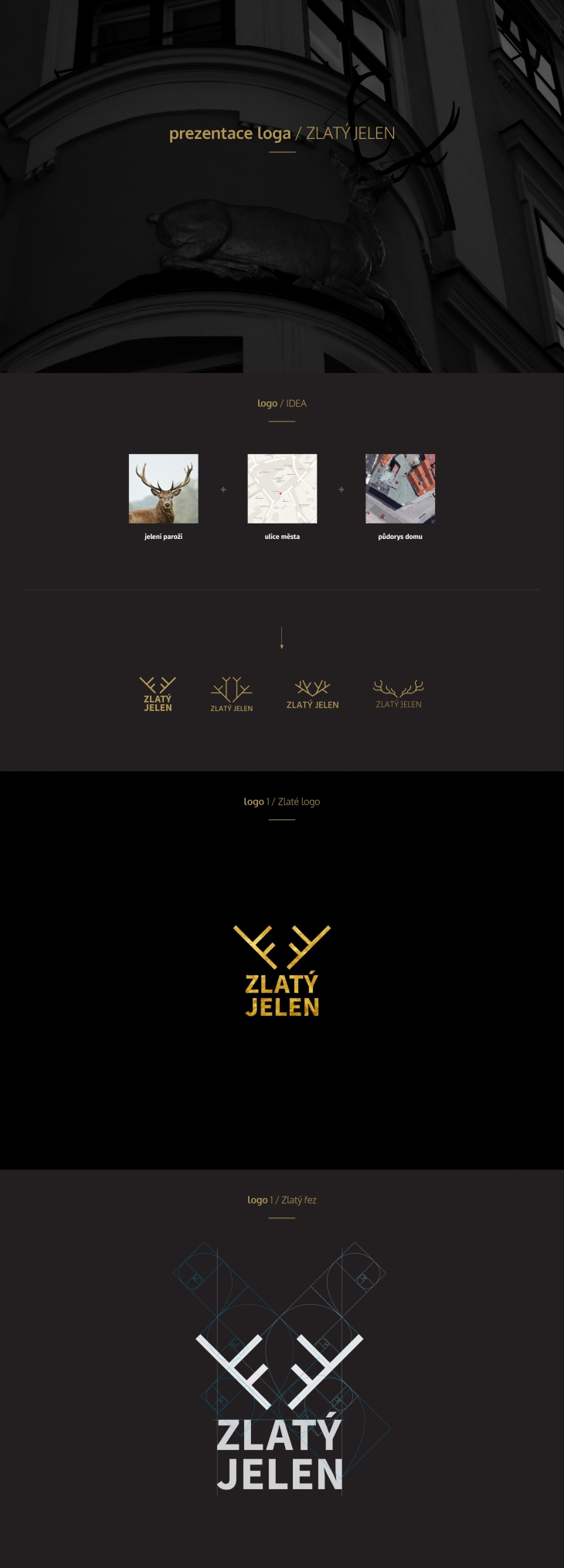 Projekt: Zlatý Jelen