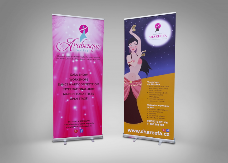 Projekt: Rollup Shareefa Arabesque