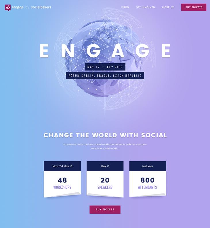 Projekt: Engage 2017