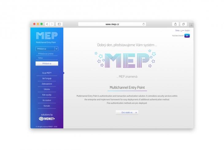 Projekt: MEP
