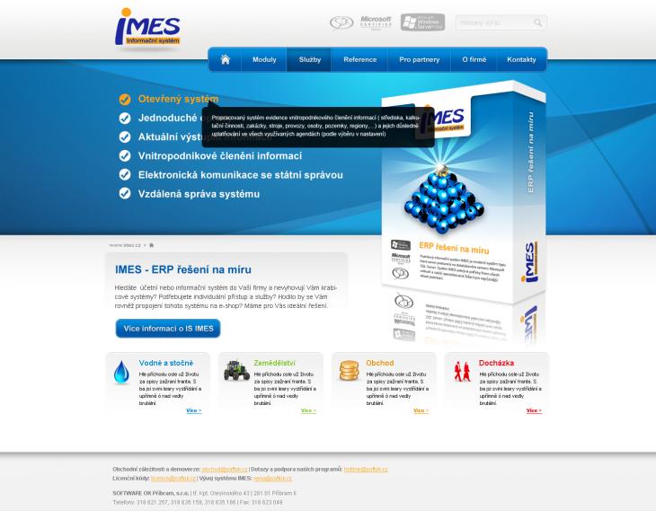 Projekt: IMES informační systém