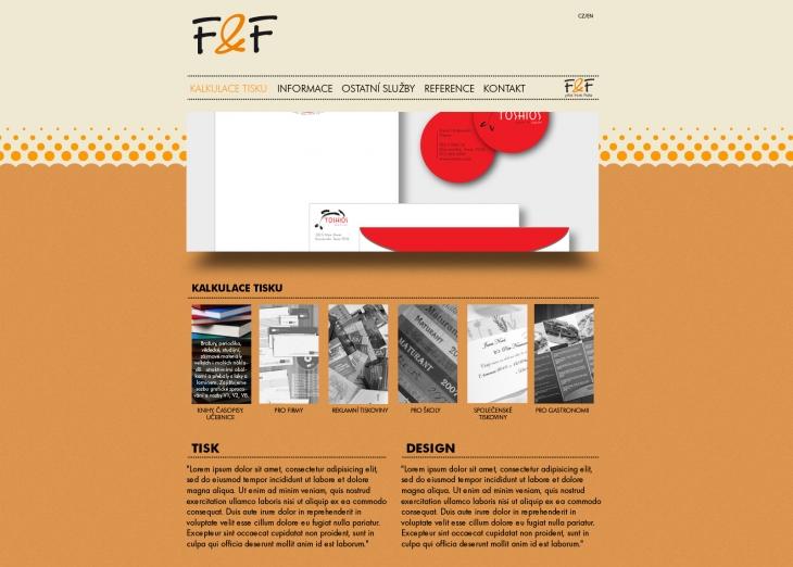 Projekt: Tiskárna FF
