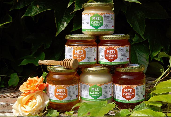 Projekt: Včelařství Dobrovolný