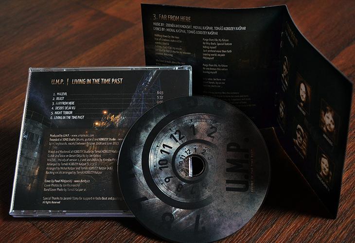 Projekt: CD kapely UMP