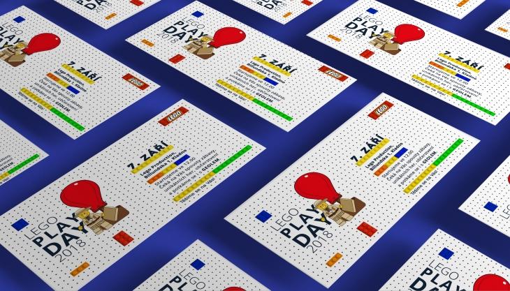 Projekt: Lego day