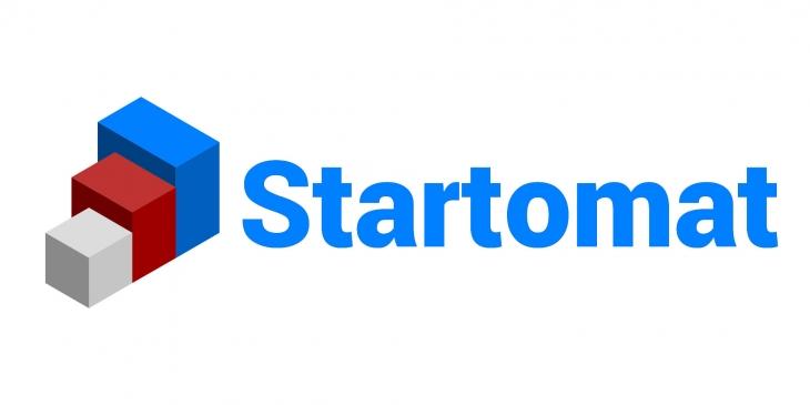 Projekt: Startomat Logo