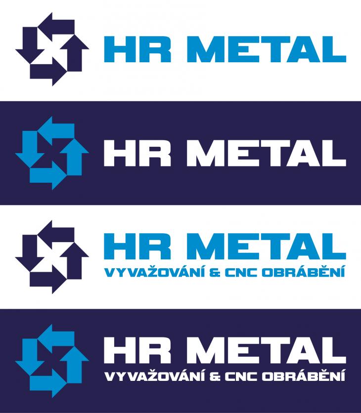 Projekt: HR Metal Logo