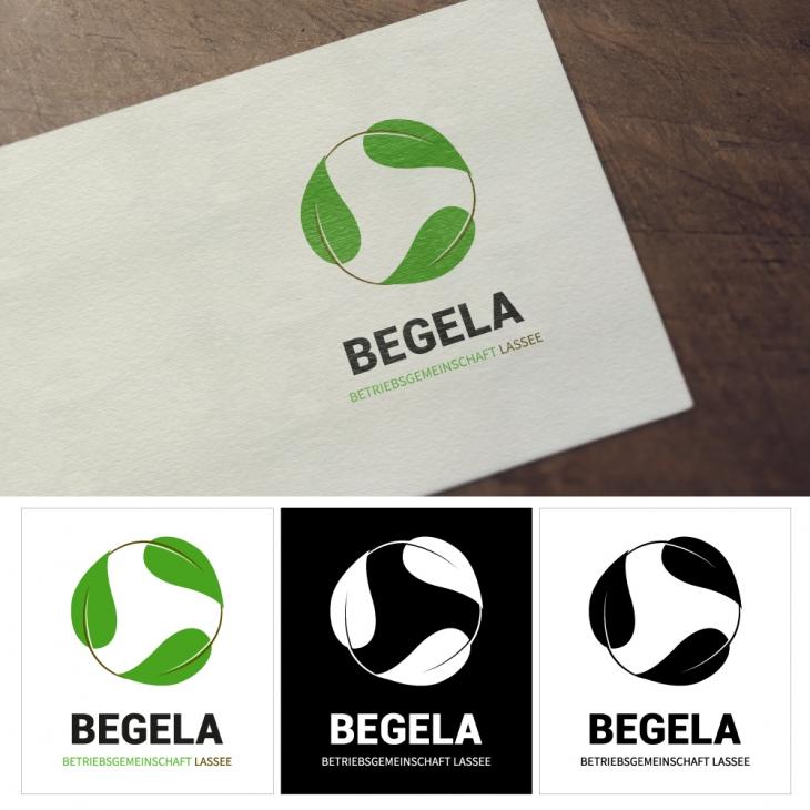 Projekt: Logo Begela