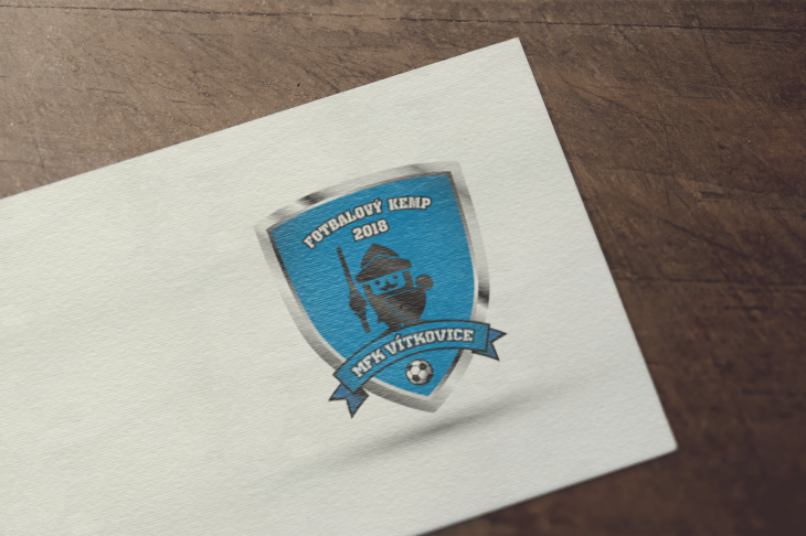 Projekt: Logo fotbalový kemp