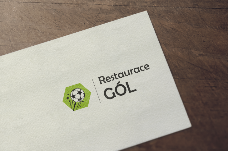 Projekt: Logo fotbalové restaurace