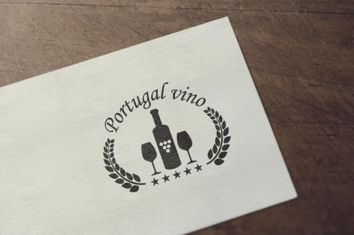 Projekt: Logo vinotéka