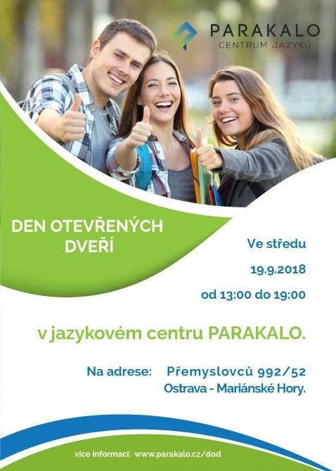 Projekt: Plakát pro jazykovou školu
