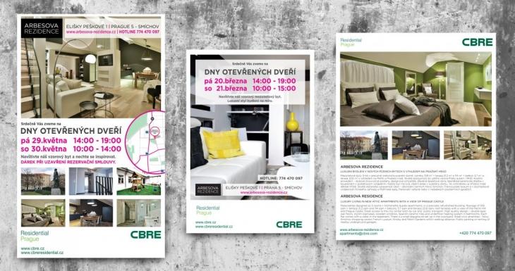 Projekt: CBRE