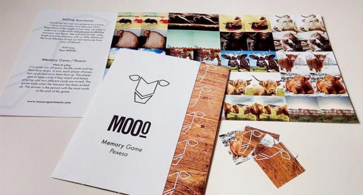 Projekt: MOOo Apartments