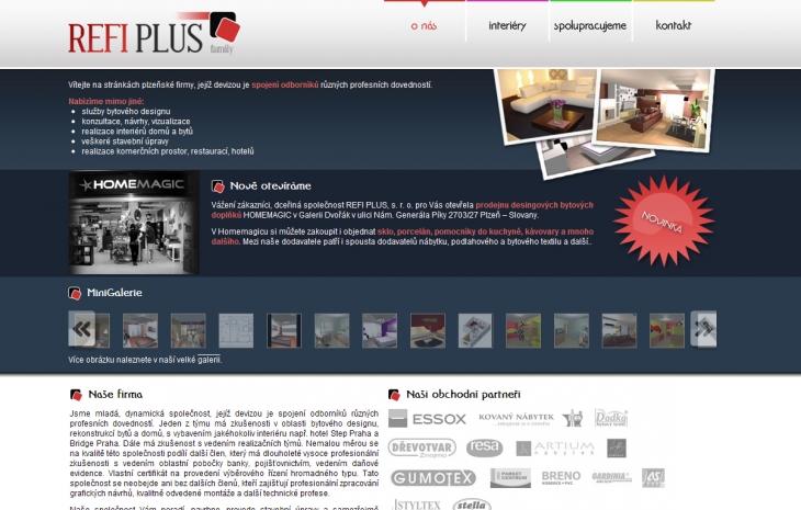 Projekt: REFI PLUS family
