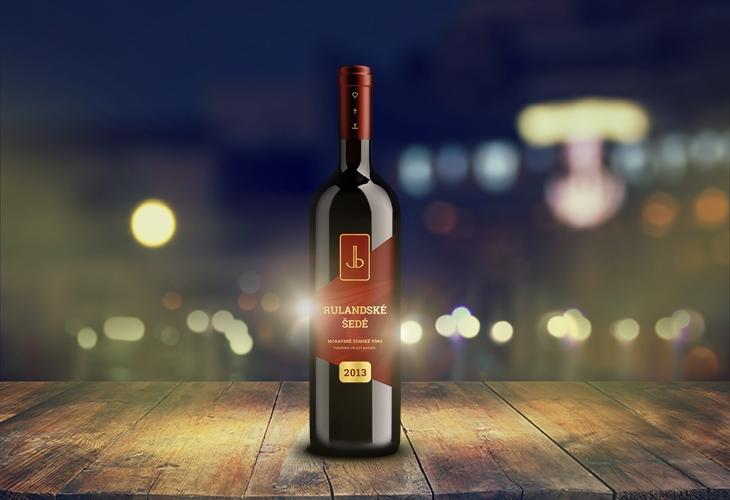 Projekt: Vinařství Jakubík