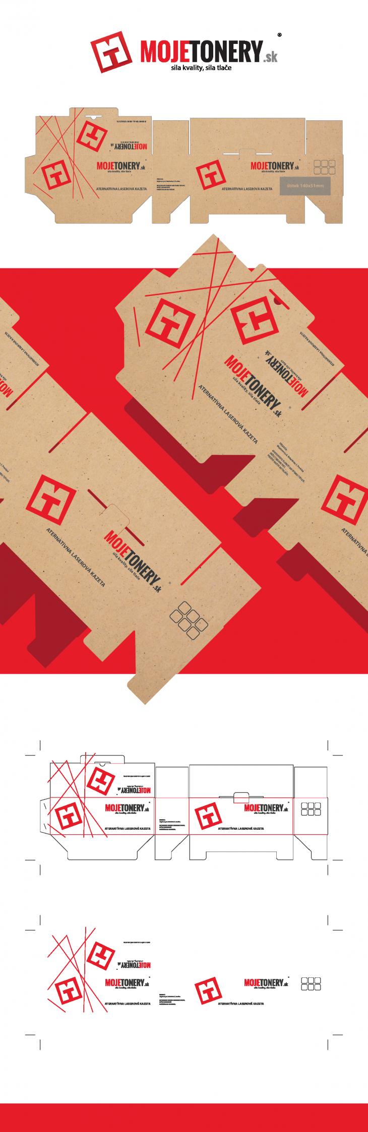 Projekt: Design obalu