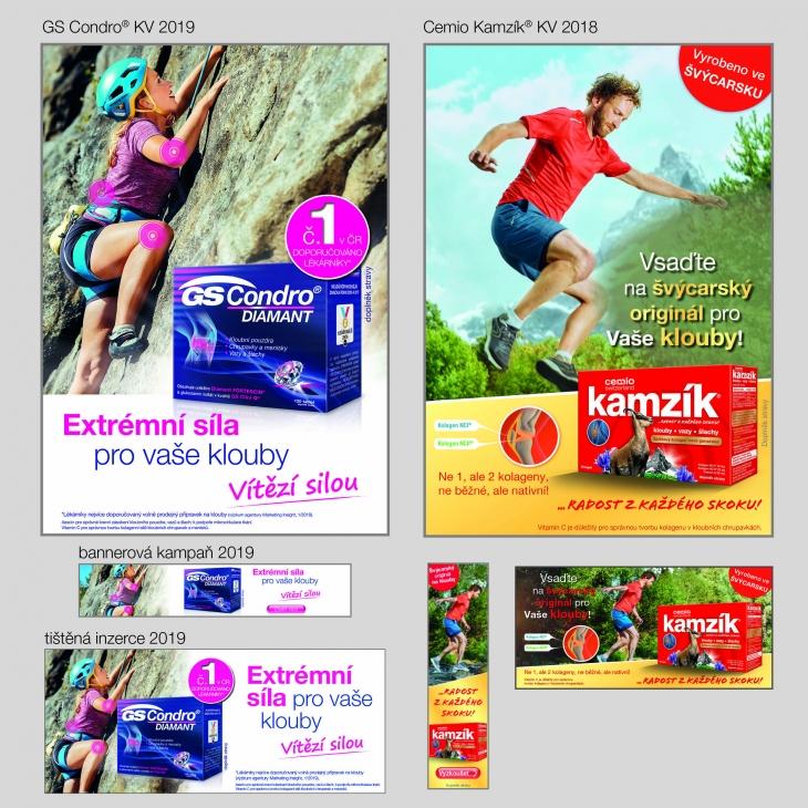 Projekt: Kampaň GS Condro a Cemio Kamzík