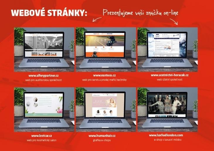 Projekt: Webdesign