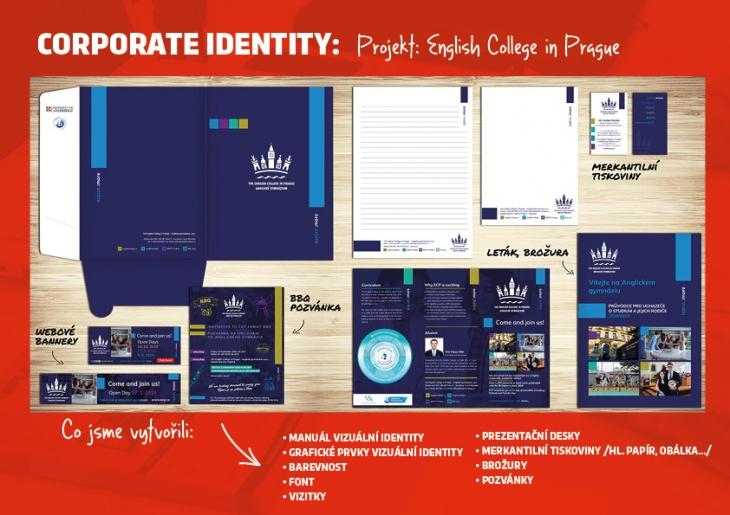 Projekt: Corporate identity