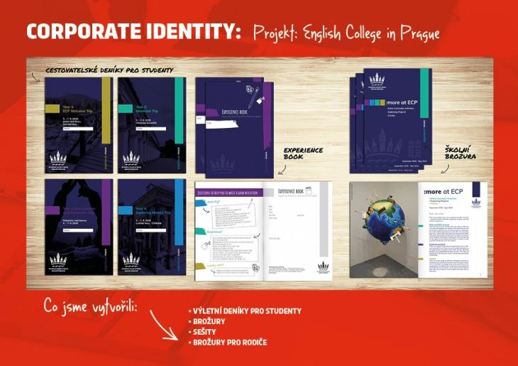 Projekt: katalogy a brožury