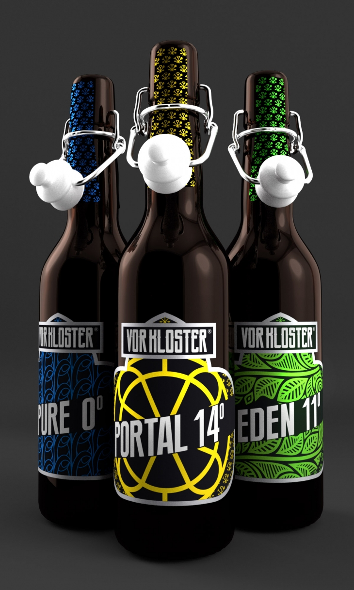 Projekt: Pivovar ForKloster