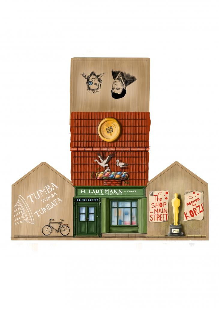 Projekt: Krabička