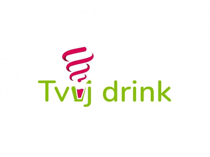 Projekt: Tvůj Drink - Logo