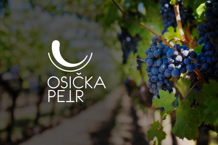 Projekt: Petr Osička Vinařství