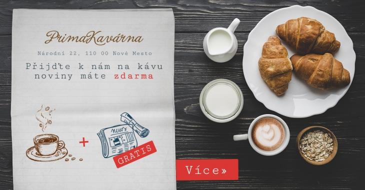 Projekt: Kavarna