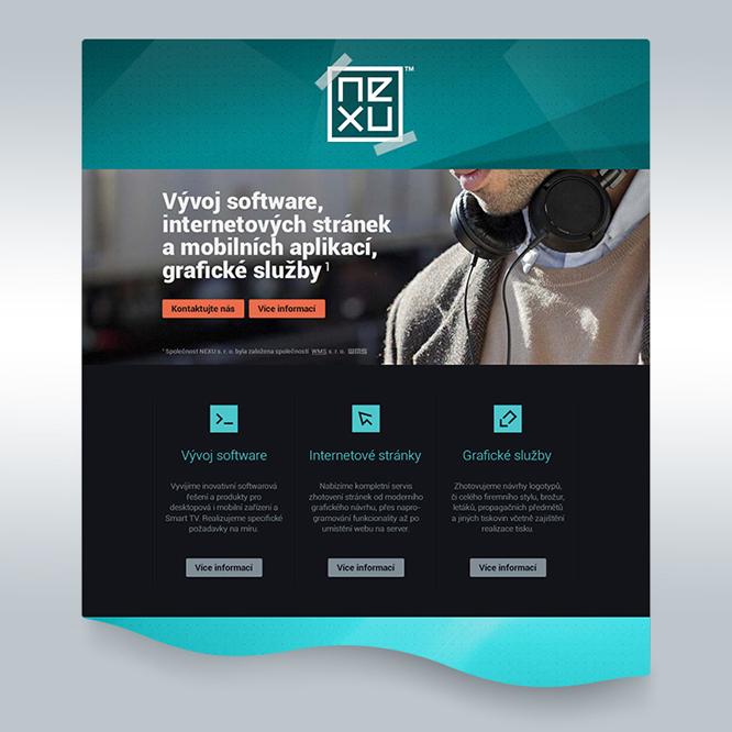 Projekt: Webdesign 01