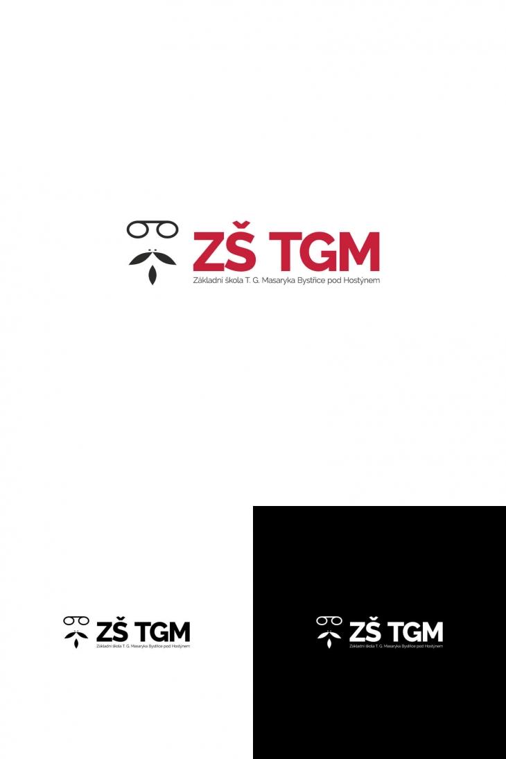 Projekt: Tvorba loga ZŠ TGM