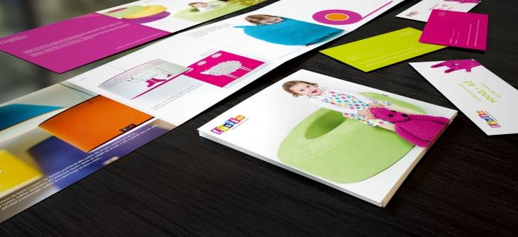 Projekt: Design tiskovin Lusito