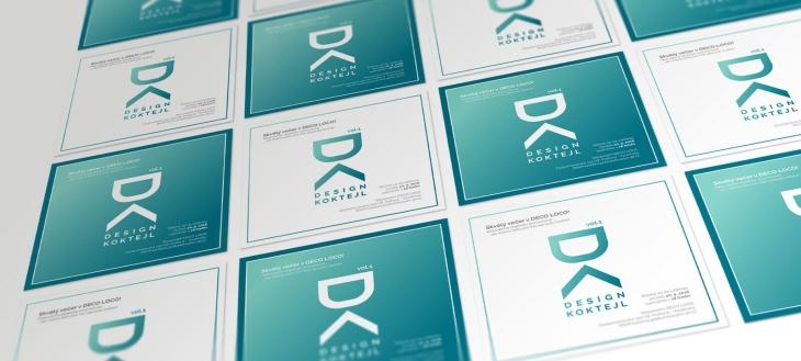 Projekt: Design pozvánky DESIGN KOKTEJL