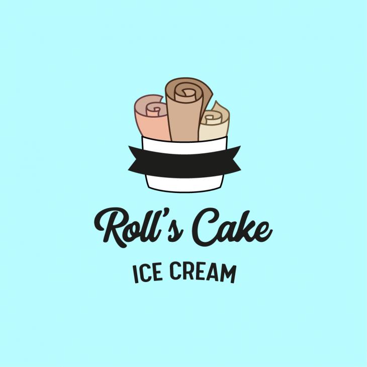 Projekt: Rolls Cake Ice Cream