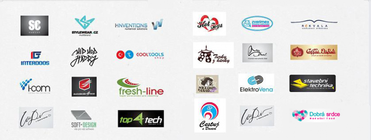 Projekt: levné logo