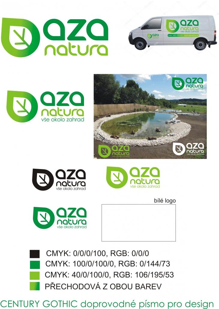 Projekt: logo pro AZA