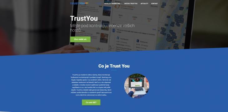 Projekt: Redesign webu