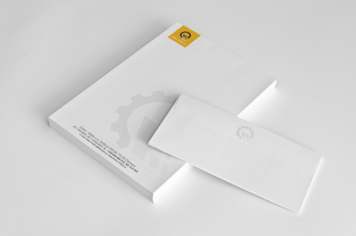 Projekt: hlavičkové paíry a obálky