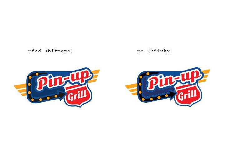 Projekt: Vektorizace loga