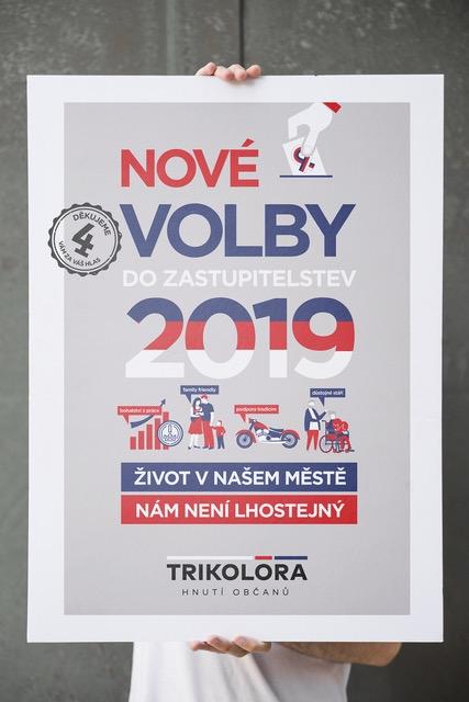 Projekt: Návrh plakátu pro kampaň