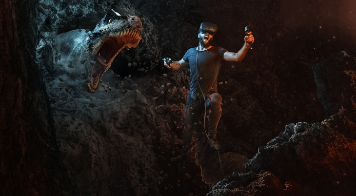 Projekt: Reklamní fotografie a CGI / Alternaut